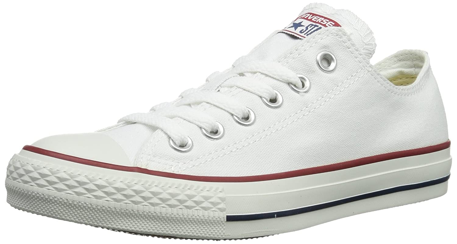 4c4ebeb6c3c Converse Converse All Star Low White Canvas - 5.5 UK: Amazon.co.uk: Shoes &  Bags