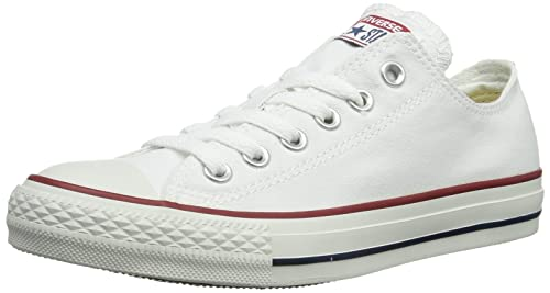18d2324cc5a01c Converse Converse All Star Low White Canvas - 5.5 UK  Amazon.co.uk ...