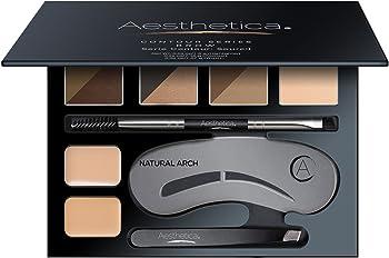 Aesthetica 16-Piece Eyebrow Makeup Palette Contour Kit