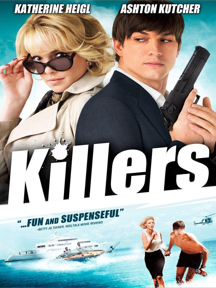 Amazon Killers Ashton Kutcher Katherine Heigl Tom Selleck
