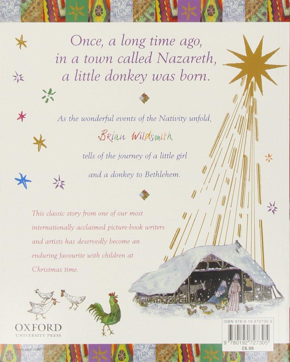 a christmas story amazon co uk brian wildsmith 9780192727305 books