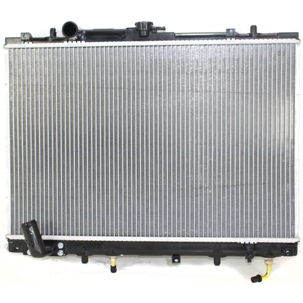 Amazon.com: Evan-Fischer EVA27672031780 Radiator for MITSUBISHI MONTERO SPORT 98-03 6cyl: Automotive