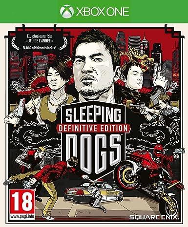 Square Enix Sleeping Dogs Definitive Edition, Xbox One Básico Xbox One Inglés vídeo - Juego (Xbox One, Xbox One, Acción / Aventura, M (Maduro)): Amazon.es: Videojuegos