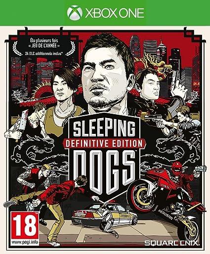 Square Enix Sleeping Dogs Definitive Edition, Xbox One Básico Xbox ...