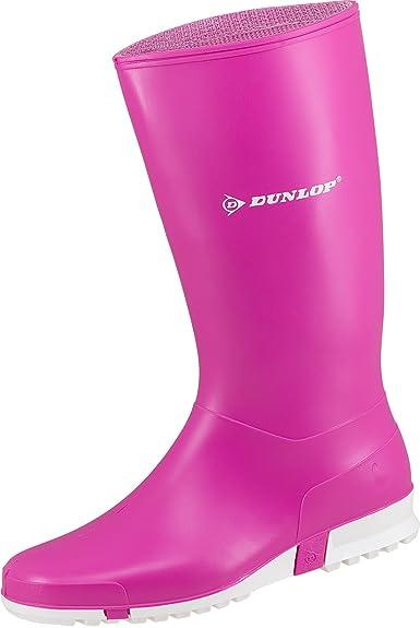 buy online 493cd 82aae Dunlop 1610 Damen - Gummistiefel Sport pink