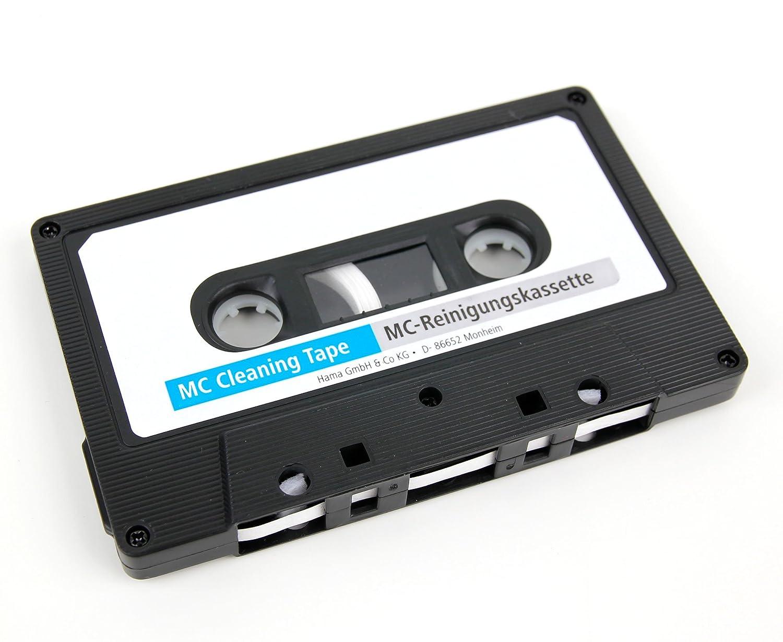 Limpiador para cassette audio/magnetófono/Radio por DURAGADGET - Garantía de 2 años: Amazon.es: Electrónica