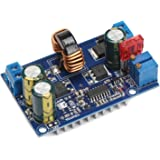 DROK DC/DC Automatic Boost Buck Converter Module 60W Constant Voltage/Current Car Voltage Regulator DC5-32V to 1.25-20V