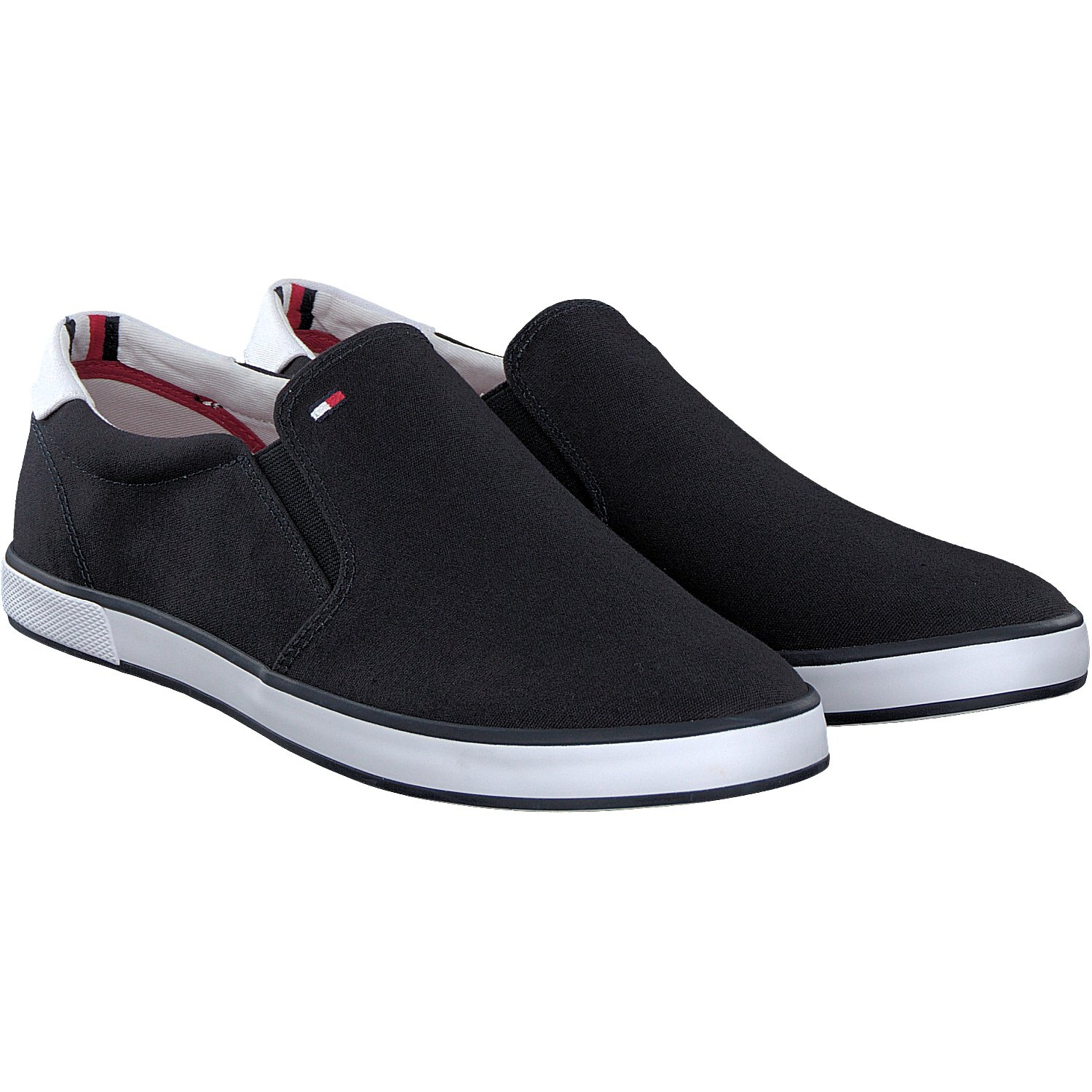 Tommy Hilfiger Herren Herren Herren Iconic Slip On Turnschuhe Low-Top  49f446