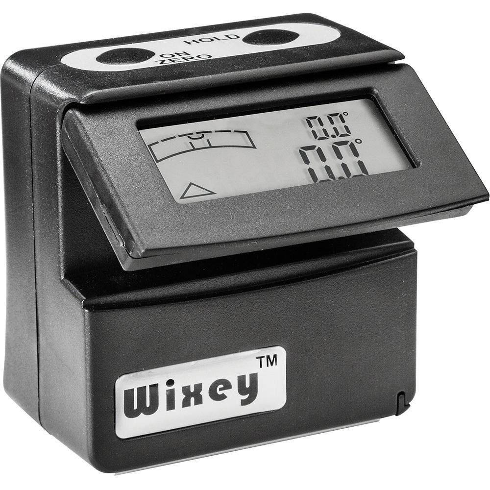 Wixey WR 365 Digital Angle Gauge w/Level by Wixey