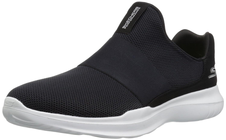 Skechers Men's Go Run Mojo-Mania Sneaker 9.5 D(M) US|Black/White