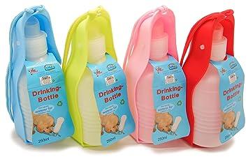 BPS® Bebedero para Perro y Gatos Bebedero de Viaje para Mascota BPS-2323 BPS-2325 BPS-2326: Amazon.es: Deportes y aire libre