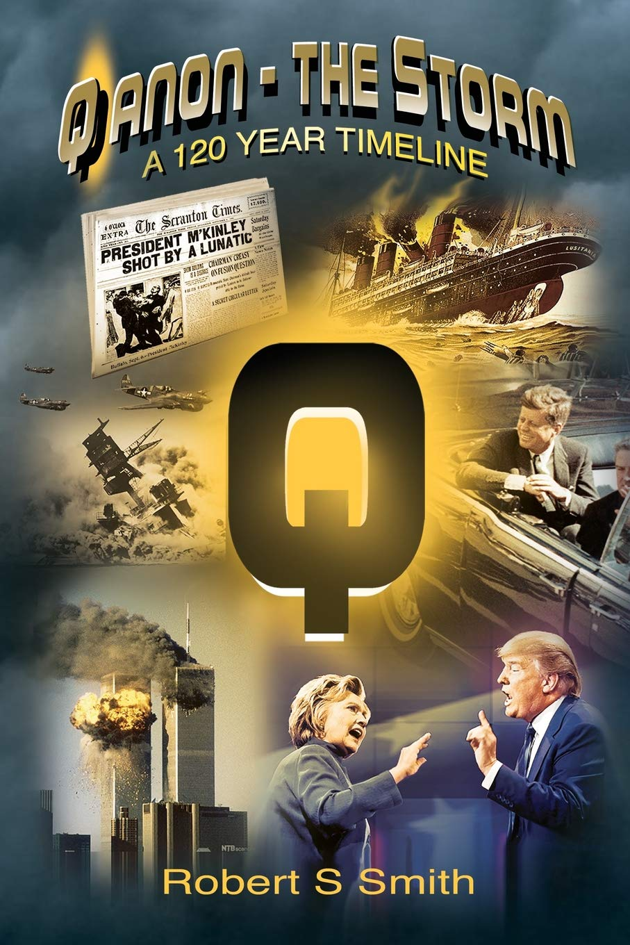 Image result for q anon 120 year