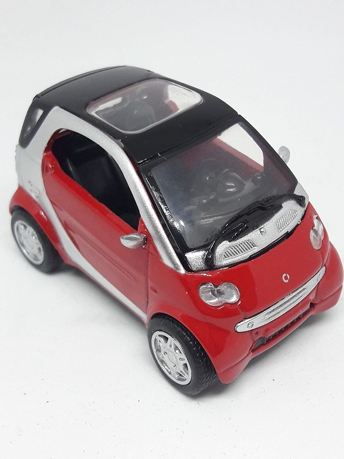 19123 New Ray Smart ForTwo Colores Surtidos Escala 1:43 Die Cast,