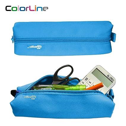 Colorline 59311 - Portatodo Cuadrado, Estuche Multiuso para ...