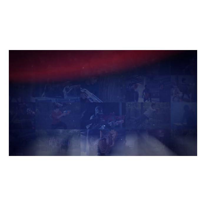 71ahLg3lOnS El lanzador Retaliator permite hasta 4 configuraciones y dispara dardos Elite a una distancia de más de 27 metros La culata te ayudará a realizar un disparo firme, o bien puedes quitarla con un simple movimiento La extensión del cañón tiene raíles tácticos en la parte superior e inferior para poder fijar la mayoría de los accesorios N-Strike (se venden por separado)