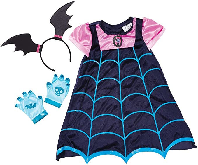 Disney Junior 78185/78186 Vampirina Boo-tiful Dress - Vestido con ...