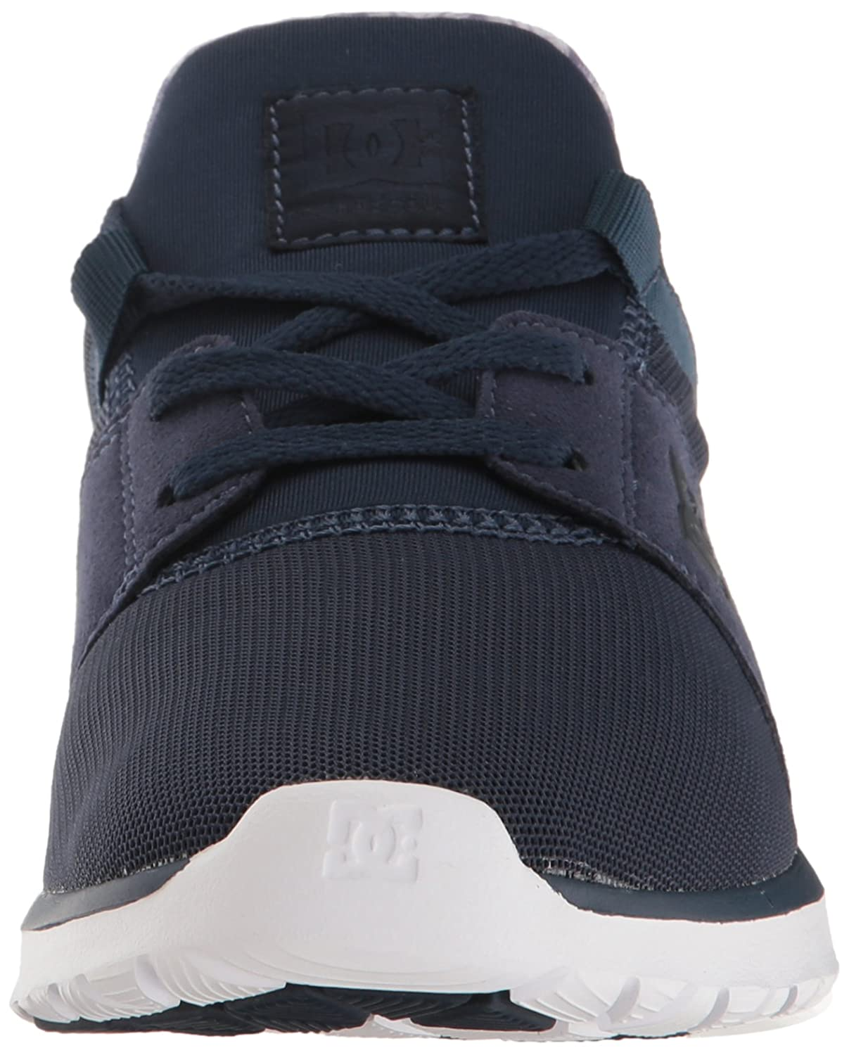 DC Women's Heathrow SE M Skate Shoe B01L3M319K 6.5 M SE US|Navy/Navy 98cab4