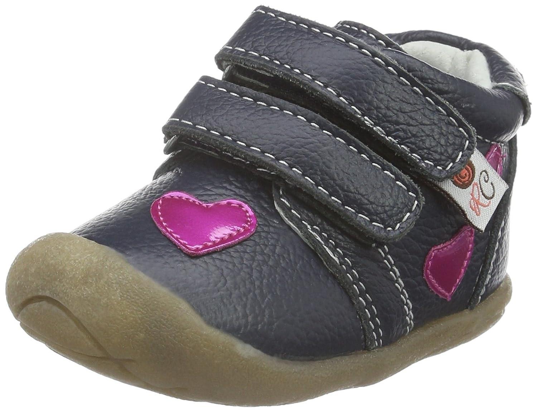 Rose & Chocolat SS 001, Chaussures Bébé Marche Fille