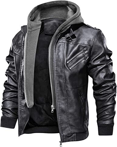 Top Quality Jackets for Winter Mens Black Leather Blazer Jacket Hand Made Black Leather Black With Notch Collar Mens leather Jacket