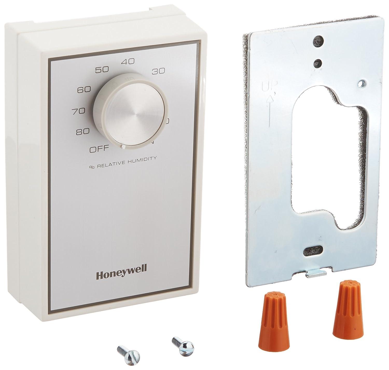 honeywell humidistat h46c1166 user manual