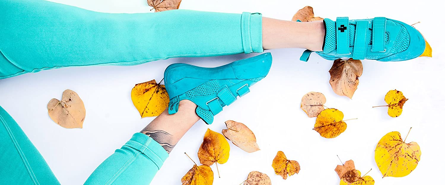 So Ill Holds Runner Climbing Shoe Teal,