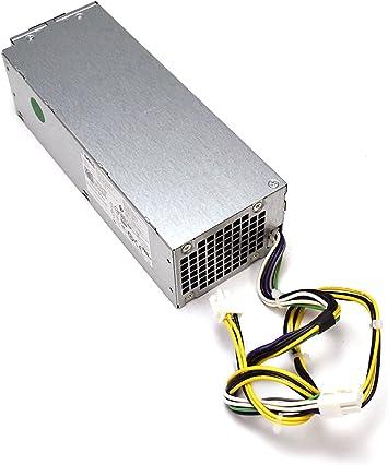 OEM Dell Optiplex 3040 3650 5040 3656 7040 SFF 180W Switching Power Supply 5XV5K