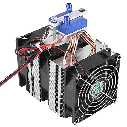 aheadad Thermoelectric Cooler Water Cycle Refrigerator Water
