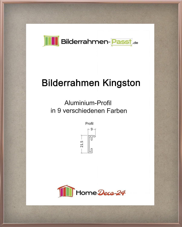 Kingston Aluminium Bilderrahmen Posterrahmen 50 x 68 cm Farbe und ...