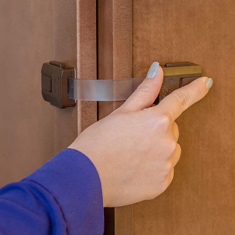 Amazon Com 3m Baby Safety Child Proof Cabinet Locks