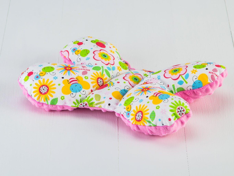 Cojín en forma de mariposa/Head Support: Amazon.es: Bebé