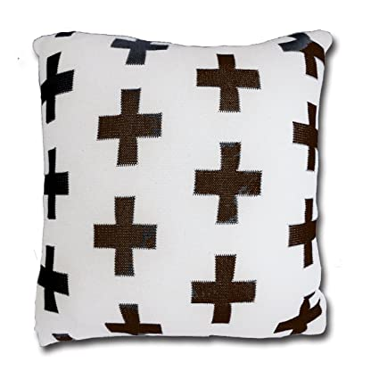 Amazon Cottontex Cotton Knitted Decorative Cushion Cover175