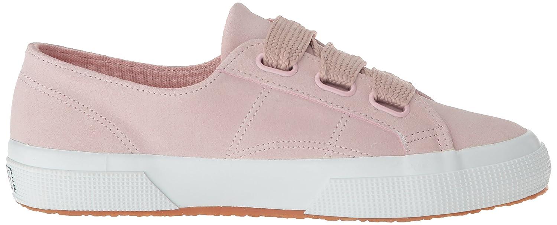 Superga Women's 2750 Suew Biglace Sneaker B077XKT66H 38 Suede M EU (7.5 US)|Pink Suede 38 f749cc