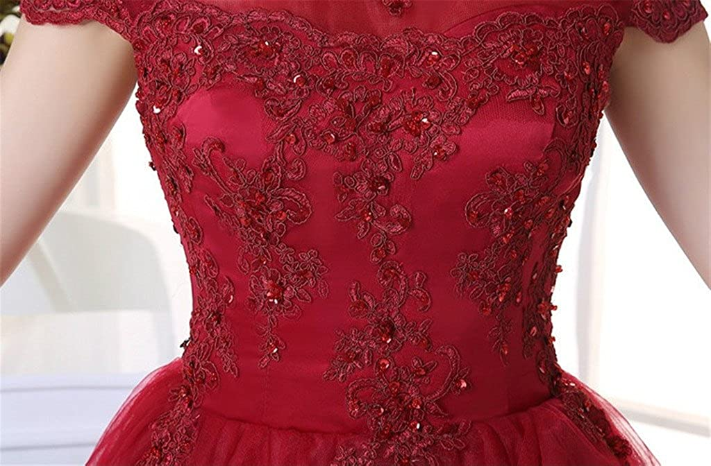 Shanghai Story Lace Floral Sleeveless Bridesmaid Prom Ball Short Party Dress