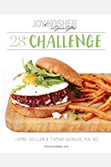28 Day JOY of KOSHER Challenge Print Paperback
