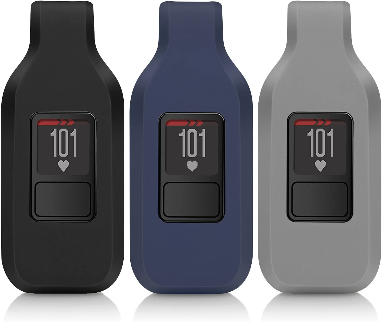 Tracker Sport Silicone Case Belt Clip Bracelet Holder For Garmin Vivofit 3 /& Jr