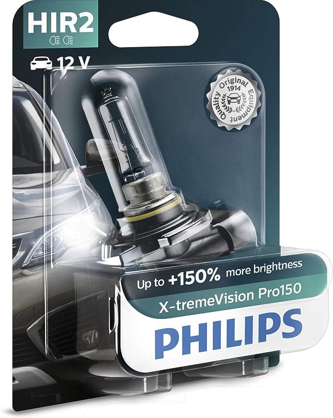 Philips 9012xvpb1 X Tremevision Hir2 Pro150 Hir2 Scheinwerferlampe Auto