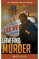 Law and Murder (Clean Fiction): A gripping detective mystery (Book 3) (The Ransom Walsh Series)
