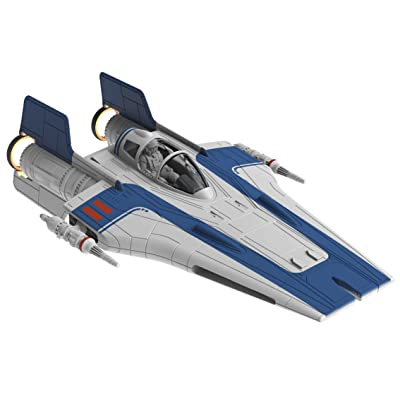 Revell Snaptite Build and Play Star Wars: The Last Jedi! Resistance A-wing Fighter: Toys & Games