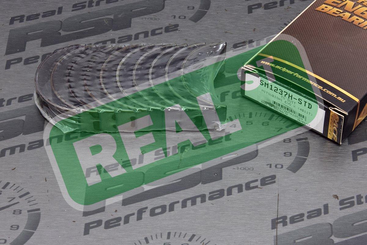 ACL (5M1237H-STD) Standard Size High Performance Main Bearing Set for Mitsubishi