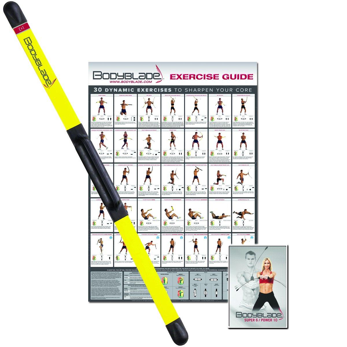 Bodyblade CxT Kit Yellow, 40″