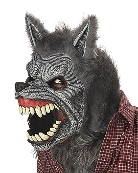 Générique mahal805 – Máscara adulto lobo – Talla única