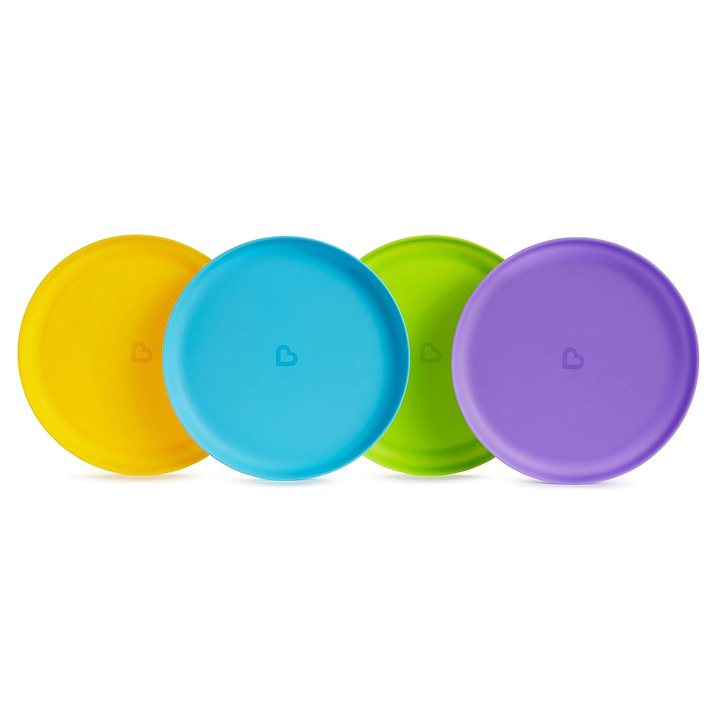 Multicolores Munchkin Set de 5 Bols dAlimentation