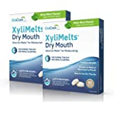 Orahealth OraCoat XyliMelts For Dry Mouth - 40 Discs, Pack of 2