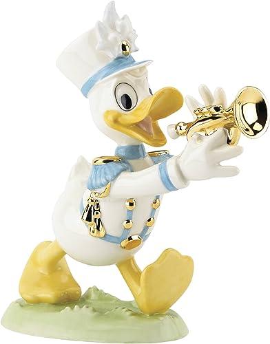 Lenox Classics Disney s Band Leader Donald Duck Figurine