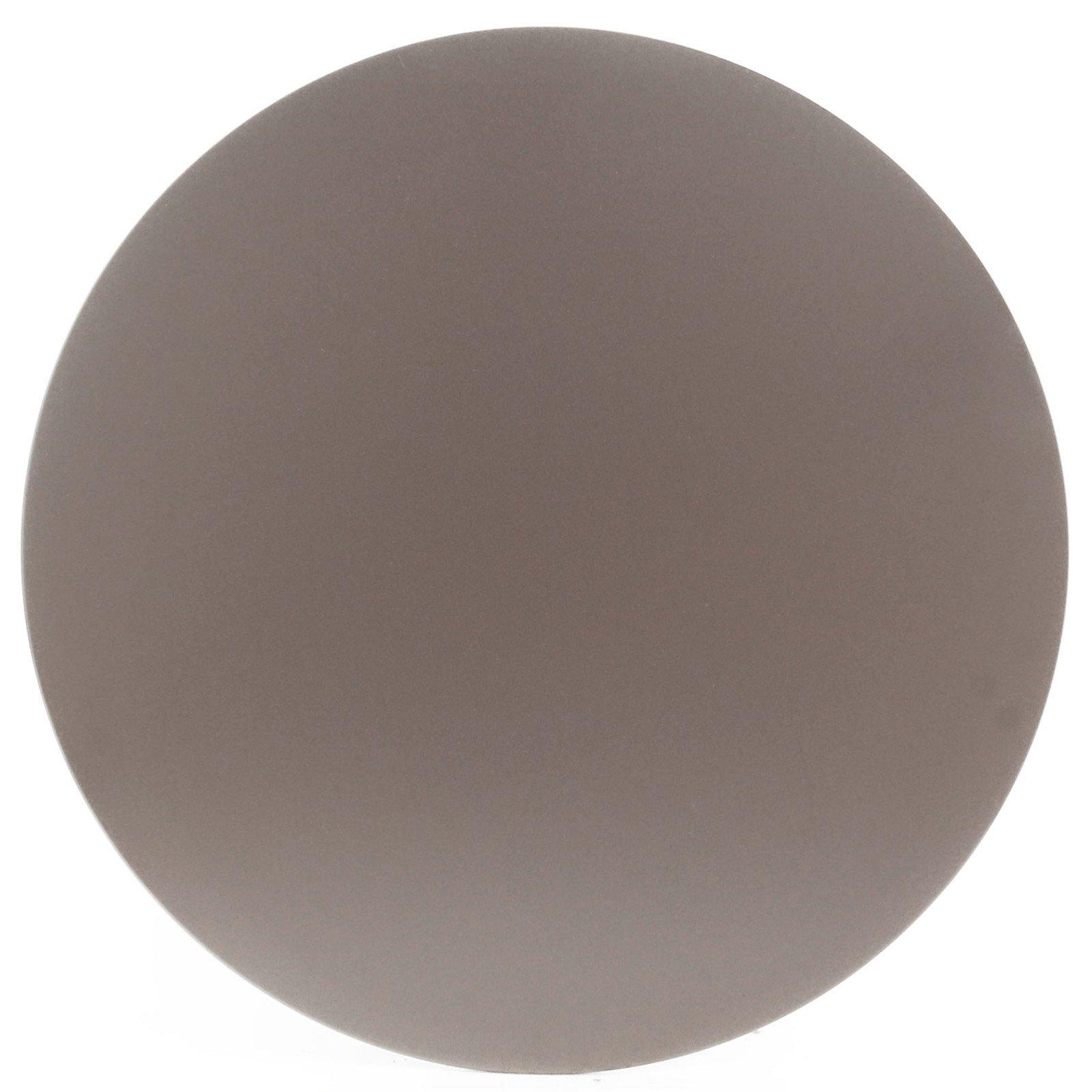 18 inch Diamond Fine Grinding Wheel 800 Grit Coated No Hole Flat Lap Disc