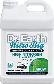 product image for Dr. Earth 100531582 Nitro Fertilizer, White