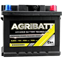 AgriBatt ELB50 Heavy Duty Electric Fence Battery 12V 50Ah c100