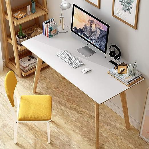 Ncloyn Mesa De Oficina Moderno Madera,Mesa De Trabajo Escritorio ...