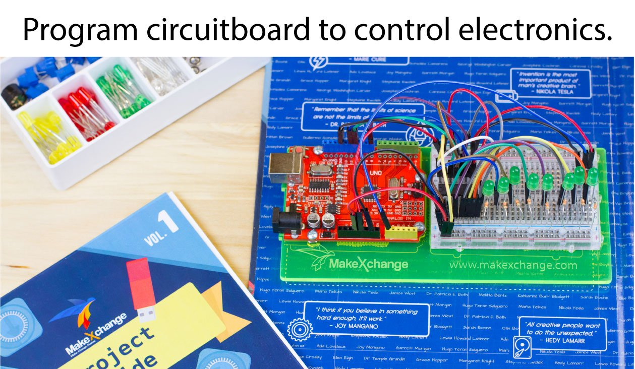 Matter Electronics Kit That Teaches Coding - STEM Toy That Combines Making  Without The Mess (Made in USA): Toys & Games