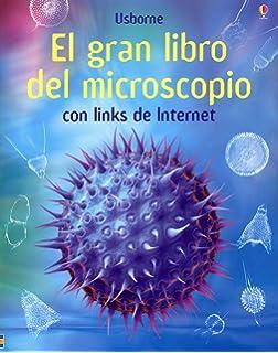 GRAN LIBRO DEL MICROSCOPIO, EL
